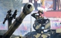 North Korean parade on Saturday could unveil new missiles: unification ministry
