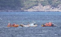 Fishing boat returns after crossing into North Korean waters
