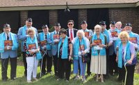 Veterans call for end to Korean War