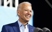 Biden sends special contribution to South Korean state news agency