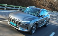 Hyundai sells over 10,000 Nexo hydrogen cars in South Korea
