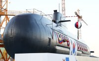 South Korea to launch new 3,000-ton submarine