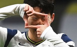 Son Heung-min takes Premier League scoring lead