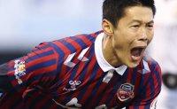 North Korean international footballer wins MVP award in South Korean league