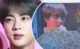 Chinese fans' street project celebrates BTS Jin's birthday