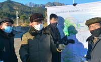 North Korean premier calls for building Mt. Kumgang tourist area 'our own way'