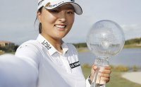 Birdie barrage and prayer later, LPGA star Ko Jin-young has enough money for new Texas house