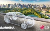 LG, Magna to launch $1 bil. JV for electric car parts