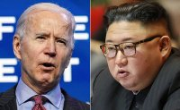 Kim calls US 'biggest enemy,' vows to continue nuclear development