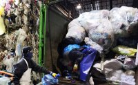 South Korea to phase out industrial waste imports