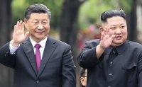 Xi congratulates Kim Jong-un on election as 'general secretary,' calls for stronger ties