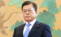 Moon struggling to find breakthrough in ties with Japan