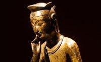 'Pensive Bodhisattva' to represent National Museum of Korea