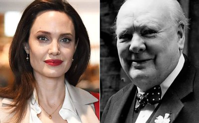 Hollywood, history combine in Churchill art auction