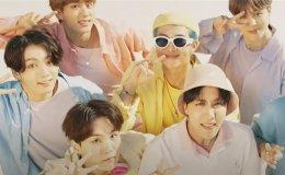 BTS named Global Recording Artist of 2020