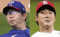Mixed fortunes for South Korean pitchers in MLB spring training