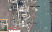 Facilities at North Korea nuclear complex may be damaged by flood: US think tank