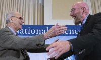 Barry Barish, Kip Thorne and Rainer Weiss of US win Nobel Physics Prize for gravitational waves