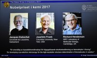 Trio takes chemistry Nobel for 'cool' method to study molecules