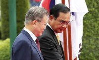 South Korea, Thailand hold summit on high-tech industry cooperation