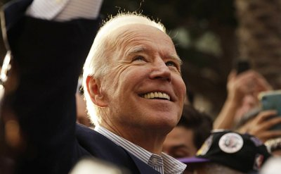 Biden: North Korean insults 'badge of honor'