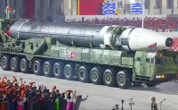 US 'disappointed' to see North Korea prioritize weapons: US official