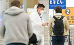 Foreign COVID-19 patients on steep rise in Korea this year