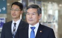 Cybersecurity facing growing threats by unknown forces like NK: defense minister