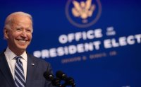 Biden says 'America is back' in calls with global leaders