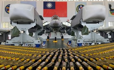 China 'must back off,' says Taiwan