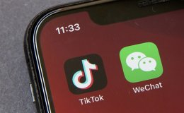 Trump bans dealings with Chinese owners of TikTok, WeChat
