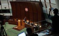 Hong Kong passes immigration bill with 'exit ban' powers