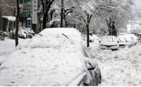 One killed, 94 injured in traffic accidents amid heavy snow