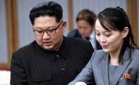 Kim Jong-un's sister threatens South Korea with military action
