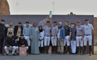 Saudi Arabia hosts inaugural desert polo tournament
