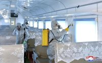 North Korea reaffirms no new coronavirus infection