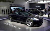 Hyundai Motor Group ranks No. 4 in EV sales through July: report