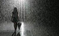 'Rain Room' excites senses in downpour