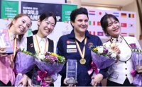 Cambodian migrant in Korea loses 3-cushion world semi-final