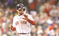 Mookie Betts: 'Kang Baek-ho, Lee Jung-hoo have potential to make it to MLB'