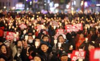 Could government service be continuation of candlelight movement?