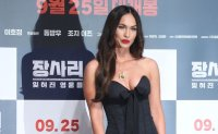 Megan Fox debuts here as Korean War correspondent