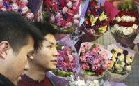 Hong Kong couples not scrimping on Valentine's Day