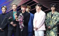 BTS sweeps 2020 Golden Disc Awards