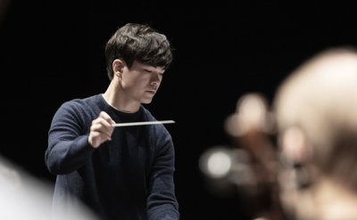 SPO associate conductor takes 3rd place in Mahler Competition