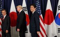 Japan taken aback, US upset about S. Korea's GSOMIA termination