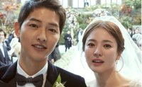 Song Joong-ki seeks divorce settlement to end marriage with Song Hye-kyo