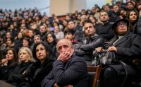 Anger and grief as Canada remembers Iran plane crash victims