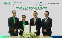 Shinhan partnership with Grab Vietnam