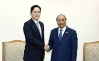 Samsung heir looking for investment opportunities in Vietnam
